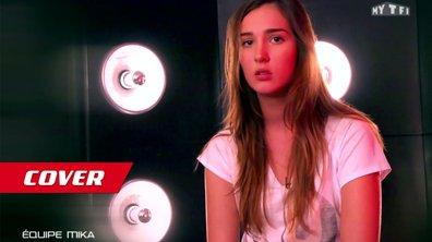 """Cover : """"Que je t'aime"""" (Johnny Hallyday) par Juliette"""