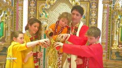 """Visite de Justin """"Parfait"""" Trudeau en Inde… qui divise le Canada"""