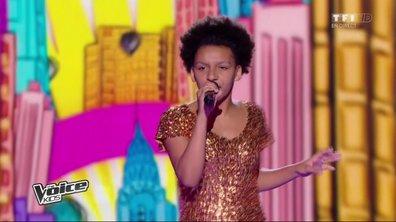 Justine nous surprend avec sa version de « Think » de Aretha Franklin