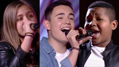 Justine VS Théo VS Roger chantent « Show must go on » de Queen (Team Jenifer)