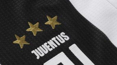 Serie A / Le nouveau maillot de la Juventus ne fait pas l'unanimité
