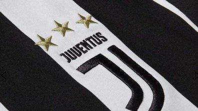 Juventus : la Juve dévoile son nouveau maillot