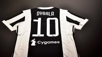 Juventus : enfin, Paulo Dybala hérite du mythique numéro 10