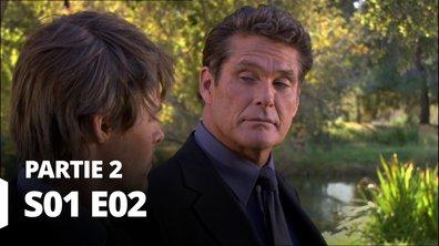 Le Retour de K 2000 - S01 E02 - Retrouvailles (2ème Partie)