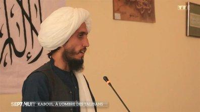 Kaboul à l'ombre des talibans, entre peur et propagande