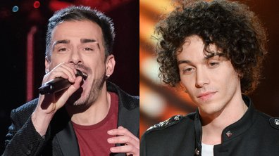 "THE VOICE 2020 - Michael Bucquet VS Kaël chantent ""Comme d'habitude"" de Claude François"