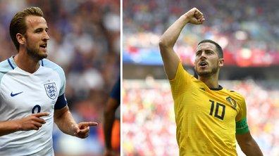 En cas de match nul, comment l'Angleterre et la Belgique seront-elles départagées ?