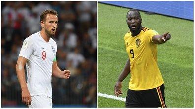 Belgique-Angleterre : qui de Kane ou Lukaku finira meilleur buteur du Mondial ?