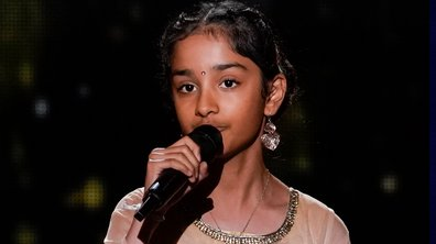 "The Voice Kids 2020 - Kanesha chante ""Soppanasundari"" de D. Imman"