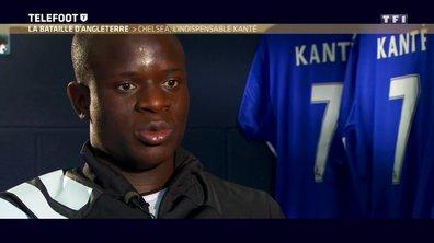 """[Exclu Téléfoot 19/03] - Ngolo Kanté : """"Je m'épanouis à Chelsea"""""""