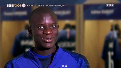 """[EXCLU Téléfoot – 16/09] - Kanté : """"Depuis que je suis en équipe de France, ma vie a changé"""""""