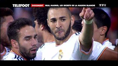 Document : Real Madrid, derrière la porte blanche