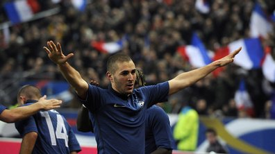 France - Chili : Benzema et Nasri pour oublier Ribéry