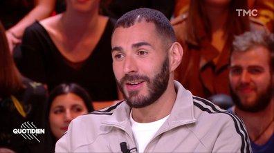"""Karim Benzema sur la finale de la Coupe du monde : """"J'aurais aimé y être"""""""