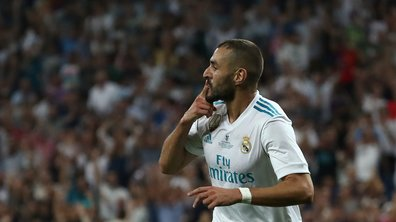Le Real Madrid s'incline face à Manchester malgré un but de Benzema