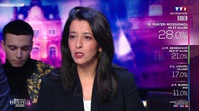 """Karima Delli : """"On se félicite de notre candidat, parce qu'il a mené une vraie campagne"""""""