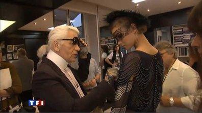 Karl Lagerfeld : un sosie pour prendre sa place en soirée