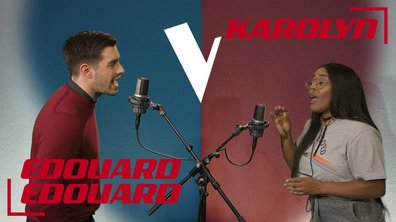 La Vox des talents : Karolyn vs Edouard Edouard | Preacher man | Asa