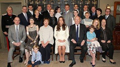 Insolite : sur le point d'accoucher, Kate Middleton vient sur le tournage de Downton Abbey