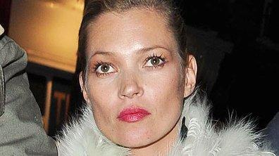 Kate Moss blacklistée du mariage de Lily Allen