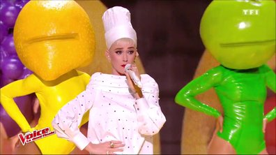 Katy Perry - « Bon Appétit » (Direct – Saison 6)