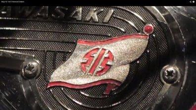 Nouveau teaser pour la Kawasaki Ninja H2 2015