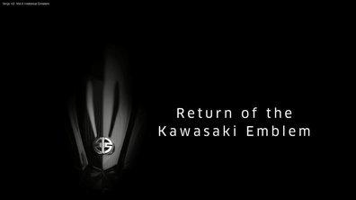 Moto : nouveau teaser officiel pour la Kawasaki Ninja H2 2015