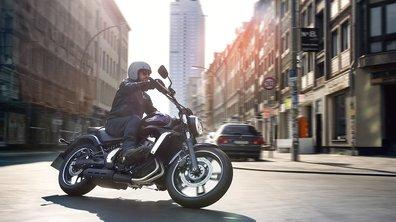 Kawasaki Vulcan S 2015 : le custom japonais débarque enfin en Europe !