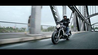 Nouvelle Kawasaki Vulcan S : présentation officielle en vidéo