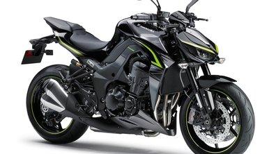 Kawasaki dévoile son roadster haut de gamme : la Z 1000 R 2017