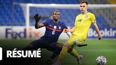 Kazakhstan - France : Voir le résumé du match en vidéo