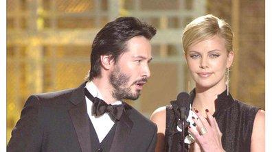 Charlize Theron et Keanu Reeves, couple officiel, ou presque...