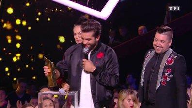 L'award de la Chanson Francophone de l'année remporté par... Kendji Girac !