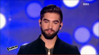 "The Voice - EXCLUSIVITE : Kendji chante ""Dernière danse"" de Indila en version gipsy"