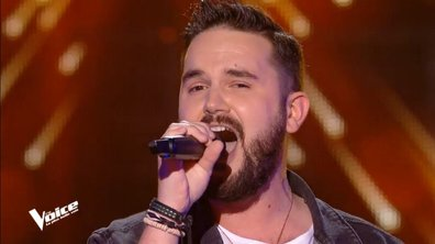 """The Voice 2021 - Kentin chante """"Into the unknown"""" de Panic! At the disco"""