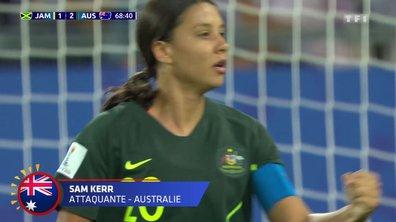 Jamaïque - Australie (1 - 3) : Voir le 3e but de Kerr en vidéo