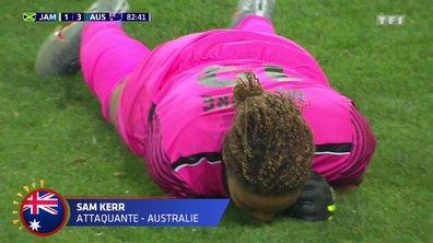 Jamaïque - Australie (1 - 4) : Voir le 4e but de Kerr en vidéo