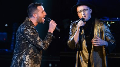 "THE VOICE 2020 - Kevin Dozot VS Antoine Delie chantent ""Nothing compares 2 you"" de Sinead O'Connor Version Jimmy Scott (BATTLES)"