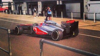F1 - Tests jeunes pilotes 2013 : résultats de la 1ère journée