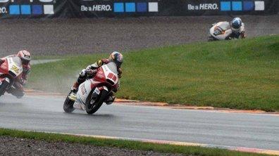 Moto3 – GP d'Allemagne 2016 : Maître de la pluie, Pawi a (encore) surfé !