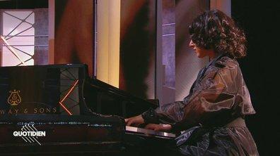 Khatia Buniatishvili joue George Fridiric Handel en live pour Quotidien