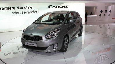 Kia Carens 2013 : prix à partir de 21.600 euros