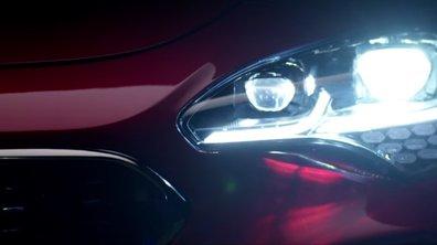 Vidéo Teaser : Kia dévoile quelques détails de la future Kia GT 2017