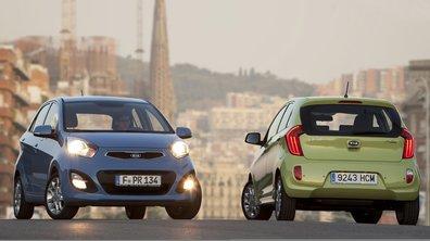 Kia Picanto 2011 : tout savoir sur la nouvelle citadine