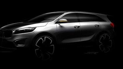 Futur Kia Sorento 2015 : une première vidéo teaser du SUV