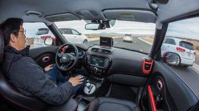 CES 2016 : Kia présente Drive Wise et sa voiture autonome