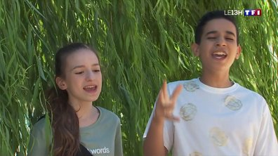 """Kids Love Disney"" : Ismaël et Lévanah chantent Disney"