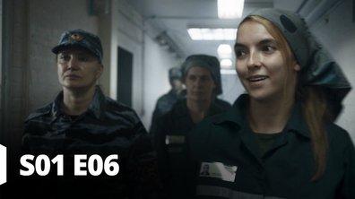 Killing Eve - S01 E06 - Derrière les murs