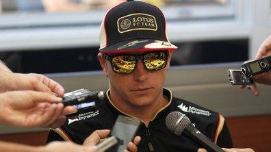 F1 : Räikkönen avoue, il part chez Ferrari car non payé par Lotus