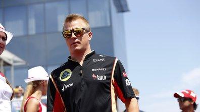 F1 : une offre de Ferrari à Räikkönen pour 2014 ?